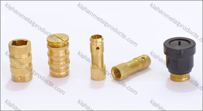 Brass Cutoff Machine Carbon Holder
